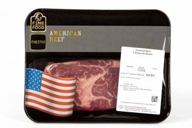 American Beef 2 Entrecote Steaks 500g