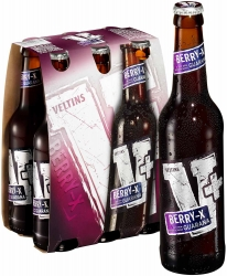 Veltins V+Energy BERRY-X 2,3% 6x0,33l