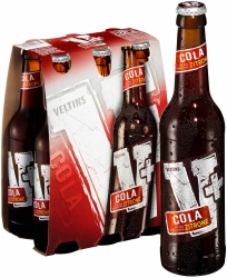 Veltins V+ Cola 2,0% 6x0,33l