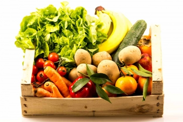 Single Obst & Gemüse BIO Mix - groß