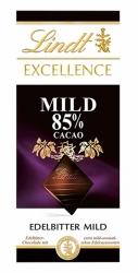 Lindt Excellence 85% Mild Tafel 100g