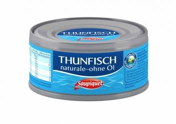 Saupiquet Thunfischstücke Naturale 185g