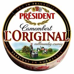 Président Camembert L`Original 250g