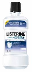 Listerine Multi-Effekt-Advanced White Mundspülung 500ml