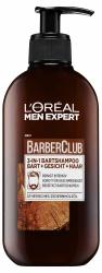 L´Oréal Paris men expert BarberClub 3in1 Bartshampoo Bart+Gesicht+Haar