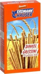ErdmannHAUSER Getreideprodukte  Demeter Dinkel-Grissini 100g
