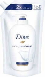 Dove Seife Pflegende Hand Waschlotion Nachfüllbeutel 500ml