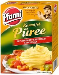 Pfanni Kartoffel Püree Kräftig 3x3 Portionen