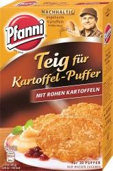 Pfanni Kartoffel-Pufferteig 20er