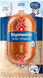 Rügenwalder Mühle Teewurst Grob 167g