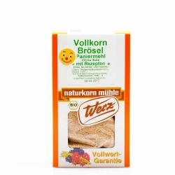 Naturkorn Mühle Werz Weizen Vollkorn Brösel 250g
