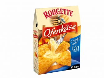 Rougette Ofenkäse Cremig-mild 60% Fett i. Tr. 320g