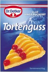 Dr. Oetker Tortenguss klar 3er