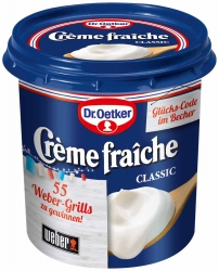 Dr. Oetker Creme Fraiche 30% 150g