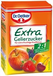 Dr. Oetker Gelierzucker Extra 2+1 500g