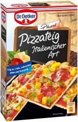 Dr. Oetker Backmischung Pizzateig Italienischer Art 320g