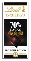 Lindt Excellence Tafel 70% 100g