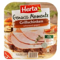 Herta Genuss Momente Grillschinken 100g