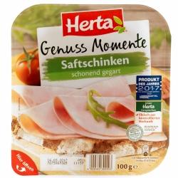 Herta Genuss Momente Saftschinken 100g