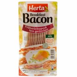 Herta Breakfast Bacon Frühstücksspeck 100g