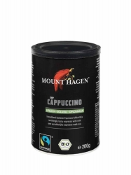 MOUNT HAGEN Bio Fair Trade Cappuccino 200g