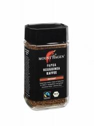 MOUNT HAGEN Bio Fairtrade Instant Kaffee 100g
