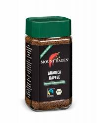 MOUNT HAGEN Bio Fairtrade Instant Kaffee entkoffeiniert 100g