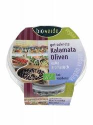 Bio-verde Getrocknete Kalamata-Oliven 125g