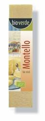 Bio-verde Montello Stick Italienischer Hartkäse 125g