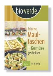 Bio-verde Schwäbische Maultaschen mit Gemüse-Füllung geschnitten 250g
