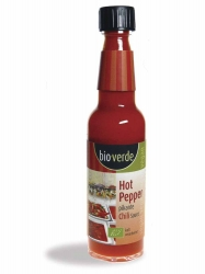 Bio-verde Hot Pepper Sauce 100ml