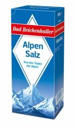 Bad Reichenhaller Alpensalz Packung 500g