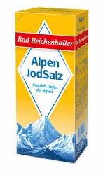 Bad Reichenhaller Jodsalz Pack 500g