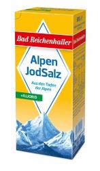 Bad Reichenhaller Jodsalz Fluor 500g