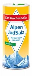 Bad Reichenhaller Jodsalz Fluor Dose 500g