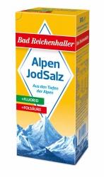 Bad Reichenhaller Jodsalz Folsäure 500g