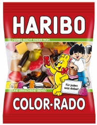 Haribo Colorado 200g
