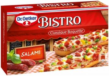 Dr. Oetker Bistro Baguette Salami 250g