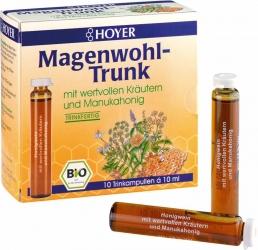 HOYER Magenwohl-Trunk Trinkampullen 100ml