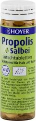 HOYER Propolis + Salbei 60Stück
