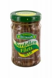 Dittmann Sardellen Filets in Öl 100g