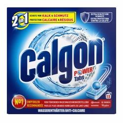 Calgon 2in1 Power Tabs Wasserenthärter für Waschmaschinen 15 Stück