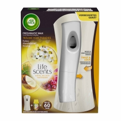 Air Wick Freshmatic Max Starter-Set Träume vom Paradies