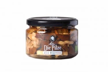 Alber Die Pilze: Bio-Pilze ´Asia Mischung´ 250g