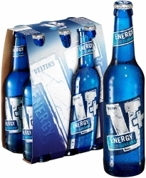 Veltins V+ Energy 2,3% 6x0,33l