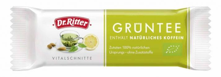 Dr. Ritter Vitalschnitte Grüntee 40g