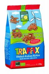 Bohlsener Mühle Traffix Kakao Kekse 150g