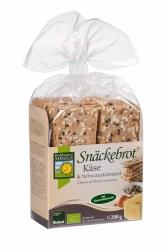 Bohlsener Mühle Schwarzkümmel & Käse Snäckebrot 200g