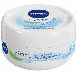 Nivea Pflegecreme Soft 200ml
