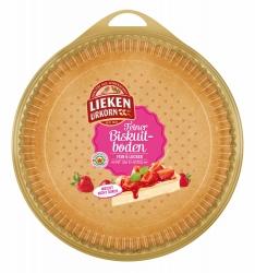 Lieken Urkorn Feiner Biscuitboden 250g